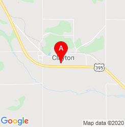 map of clayton